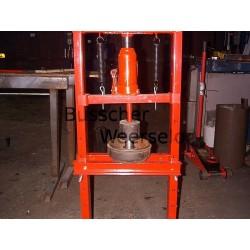 Montage inklusive 2x Wasserdichte BWN Kompaktlager | waterproof
