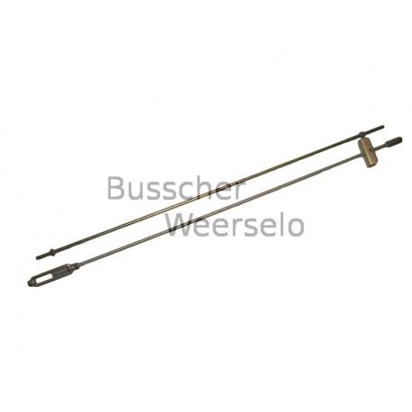 Einachsbremsgestänge M10 Länge ca. 200 cm