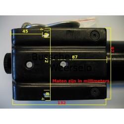 Elektrische Seilwinde 900kg 12V U+D