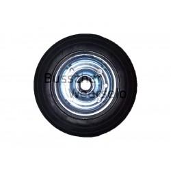 Rad mit Stahlfelge - Vollgummirad 200*50