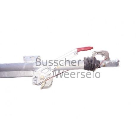 ALKO Rund Rohr Auflaufeinrichtungen  131-161-251 Reihe
