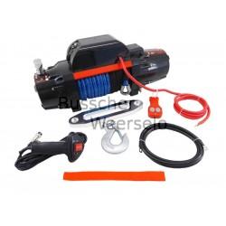 Elektrische Seilwinde 3500kg 12V / 8000LB/VV X6