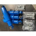 Achsstoßdämpfer 100 km/h PKW Anhänger 1400-2500 KG Universal ALKO-KNOTT-SCHLEGL-BPW 260-390mm
