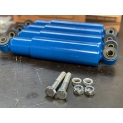 Achsstoßdämpfer 600 - 1800 kg Universal L390mm