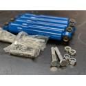 Achsstoßdämpfer 100 km/h PKW Anhänger 600-1400 KG Universal ALKO-KNOTT-SCHLEGL-BPW 215-340mm