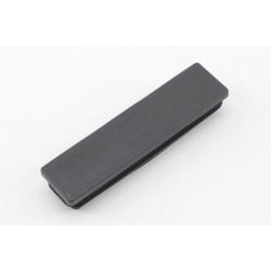Verschlußkappe 100*25*1,5/3  für Alu Profile f. 100mm ladungslatte