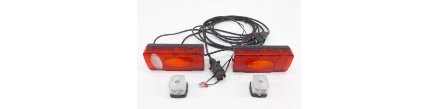 Beleuchtung und Elektrik